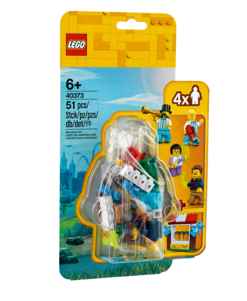 40373 LEGO® Fairground Minifigure Accessory Set