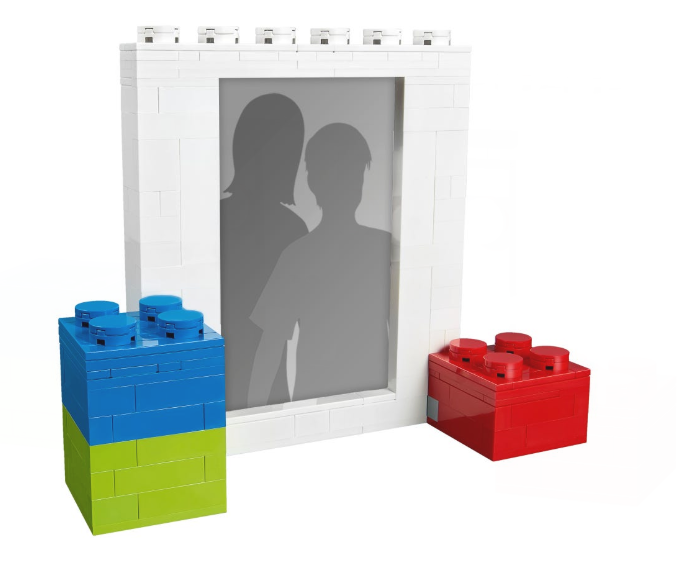 40173 LEGO® Iconic Picture Frame V29