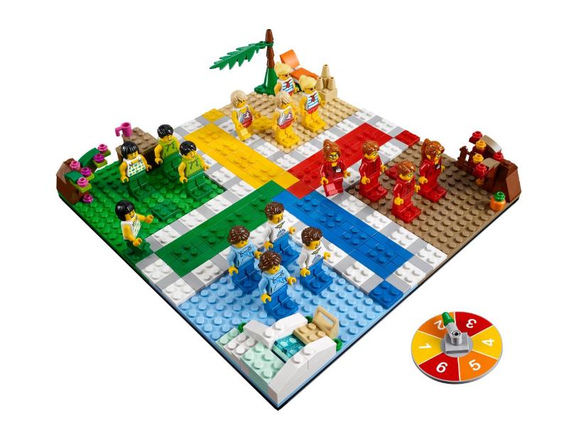 40198 LEGO® Ludo Game (Kızma Birader)
