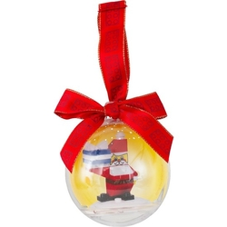 - 850850 LEGO® Santa Holiday Bauble