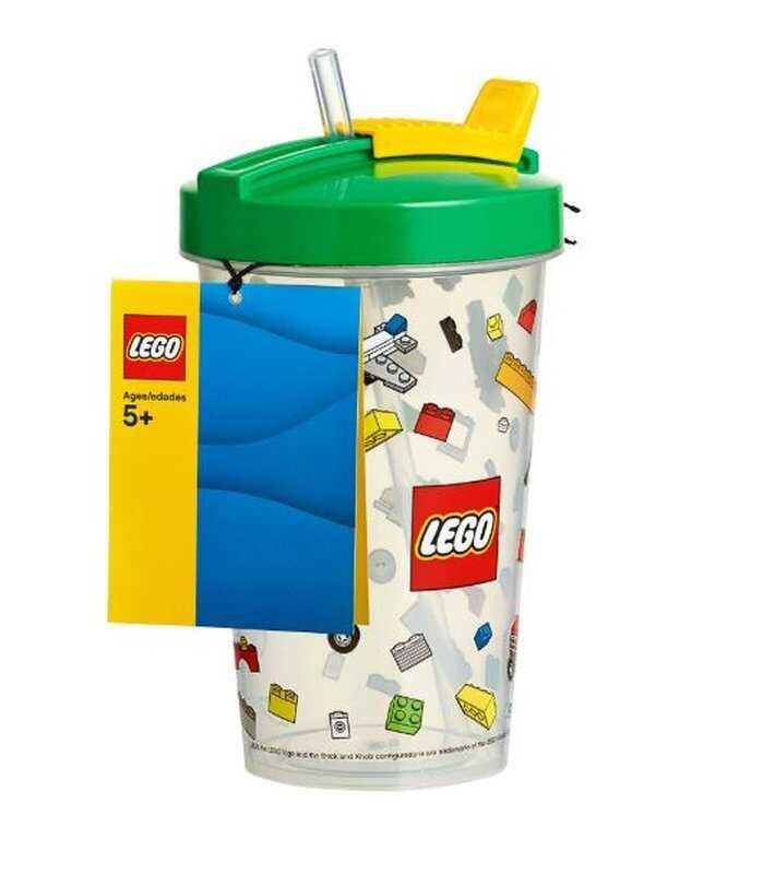 853908 LEGO® Tumbler with Straw