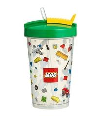 853908 LEGO® Tumbler with Straw - Thumbnail