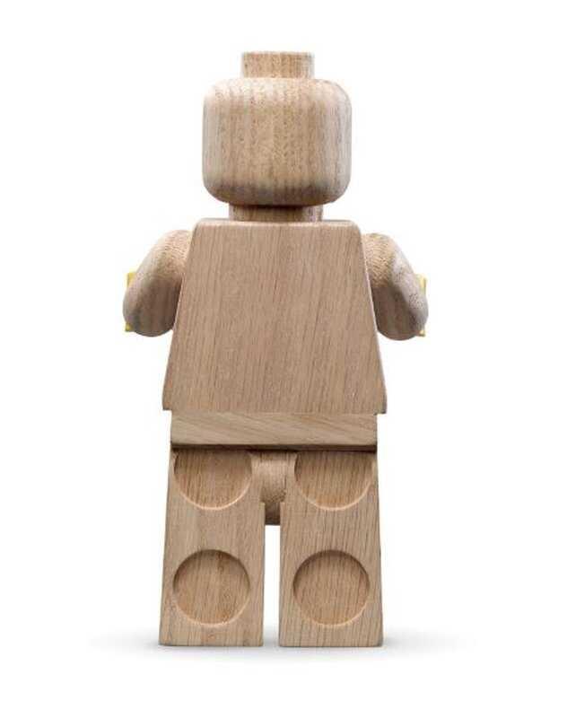 853967 LEGO® Wooden Minifigure