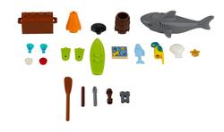 LEGO - 40341 Deniz Aksesuarları