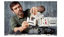 42100 LEGO Technic Liebherr R 9800 Ekskavatör - Thumbnail