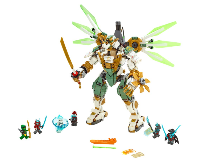 70676 Lloyd'un Titan Robotu