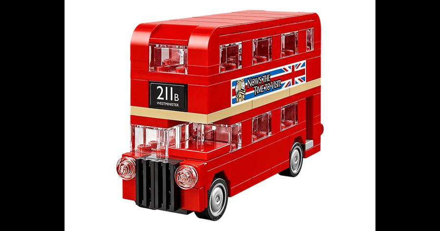 40220 LEGO Creator Londra Otobüsü