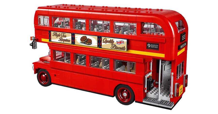 10258 LEGO Creator Londra Otobüsü