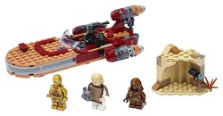 LEGO - 75271 LEGO Star Wars Luke Skywalker'ın Kara Motoru
