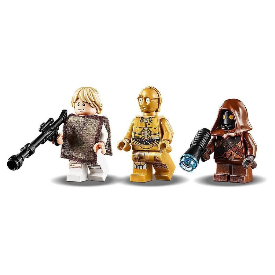 75271 LEGO Star Wars Luke Skywalker'ın Kara Motoru