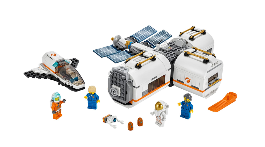 60227 Ay Uzay İstasyonu