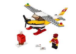 LEGO - 60250 Posta Uçağı