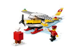 60250 LEGO City Posta Uçağı - Thumbnail