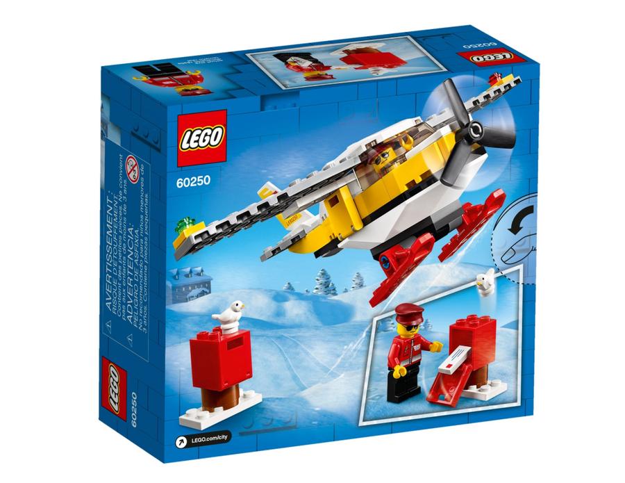 60250 LEGO City Posta Uçağı