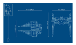 75240 Major Vonreg's TIE Fighter™ - Thumbnail