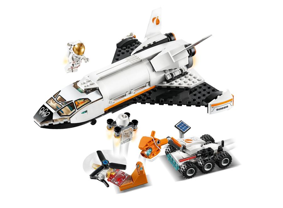 60226 LEGO City Mars Araştırma Mekiği
