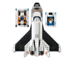 60226 LEGO City Mars Araştırma Mekiği - Thumbnail