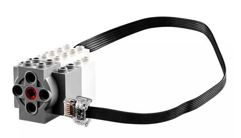 88008 LEGO Functions Orta Lineer Motor