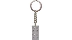 LEGO - 851406 Metalik 2x4 Anahtarlık V121