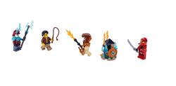 LEGO - 40342 NINJAGO Minifigür Paketi