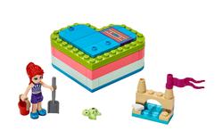 LEGO - 41388 Mia'nın Yaz Kalp Kutusu