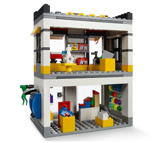 40305 LEGO Iconic Mikro Boyutlu LEGO Mağazası