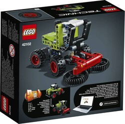 42102 LEGO Technic Mini CLAAS XERION - Thumbnail