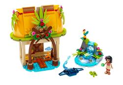 LEGO - 43183 Moana's Island Home