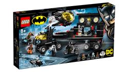 76160 LEGO DC Batman Mobil Yarasa Üssü - Thumbnail