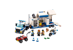 LEGO - 60139 LEGO City Mobil Komuta Merkezi