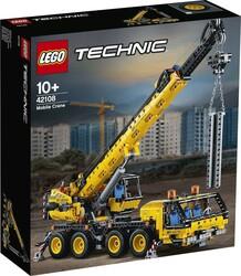 42108 LEGO Technic Mobil Vinç - Thumbnail
