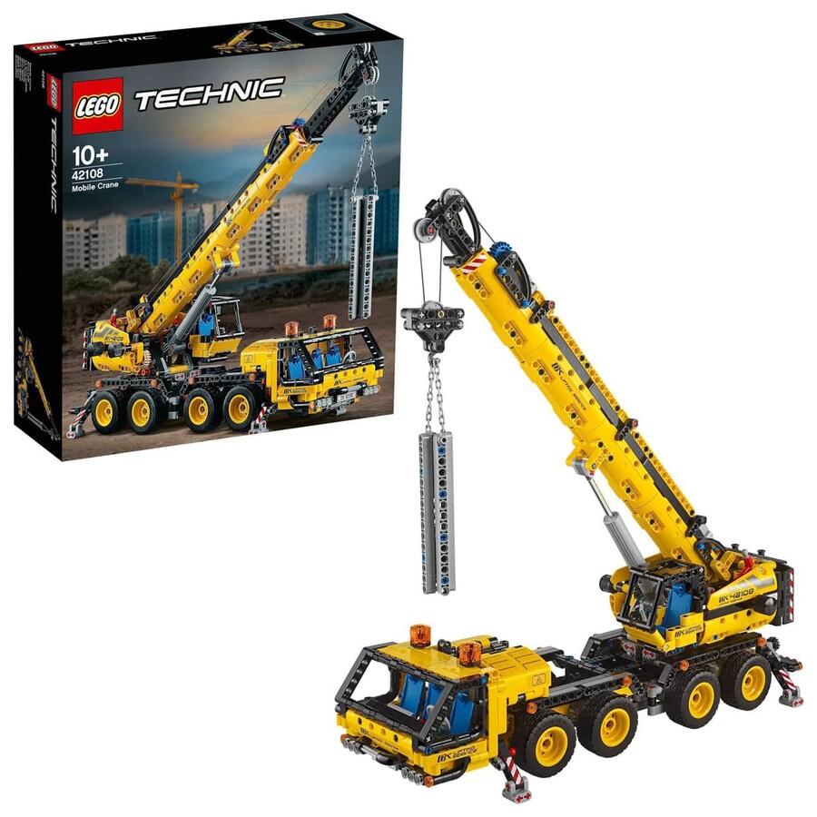 42108 LEGO Technic Mobil Vinç