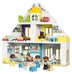 LEGO - 10929 LEGO DUPLO Town Modüler Oyun Evi