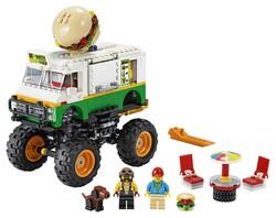 LEGO - 31104 LEGO Creator Canavar Hamburger Kamyonu