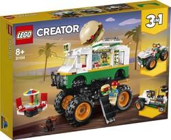 31104 LEGO Creator Canavar Hamburger Kamyonu - Thumbnail