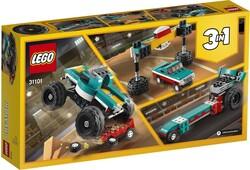 31101 LEGO Creator Canavar Kamyon - Thumbnail