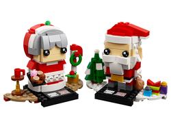 LEGO - 40274 Mr. & Mrs. Claus