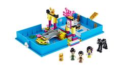 LEGO - 43174 Mulan'ın Hikâye Kitabı Maceraları