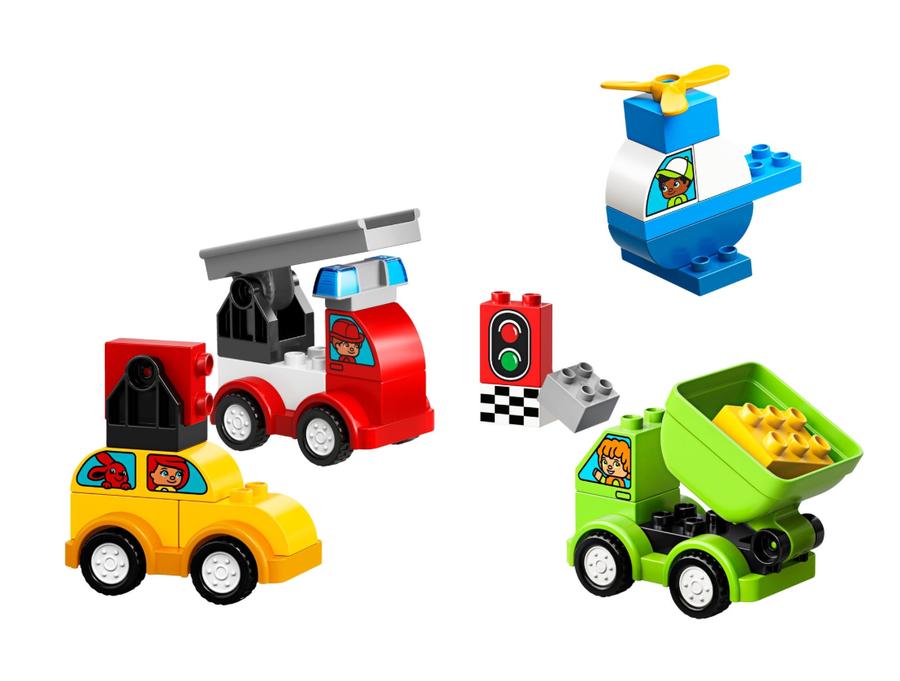 10886 LEGO DUPLO İlk Araba Tasarımlarım