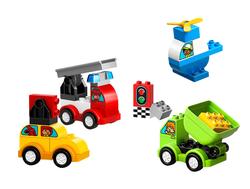 LEGO - 10886 LEGO DUPLO İlk Araba Tasarımlarım