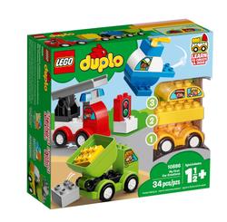 10886 LEGO DUPLO İlk Araba Tasarımlarım - Thumbnail