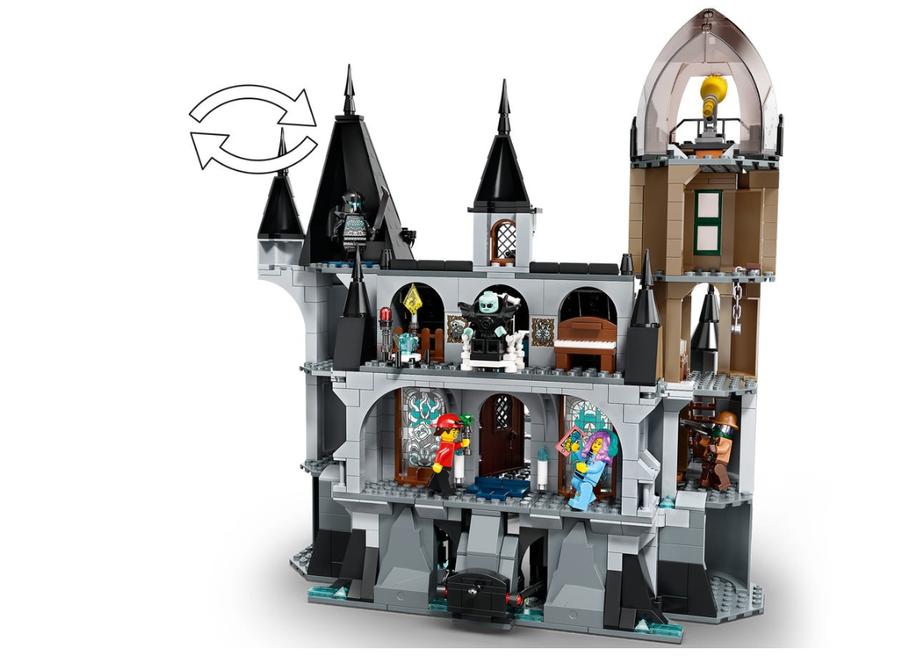 70437 Mystery Castle