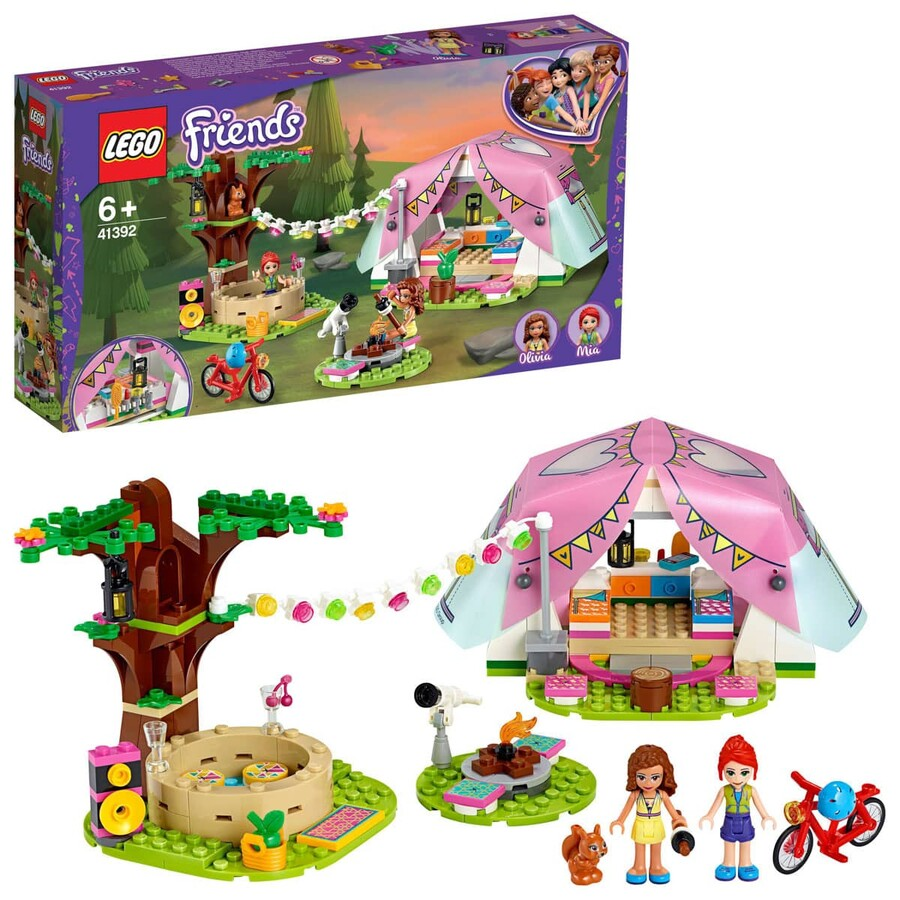 41392 LEGO Friends Lüks Doğa Kampı