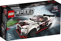 76896 LEGO Speed Champions Nissan GT-R NISMO - Thumbnail