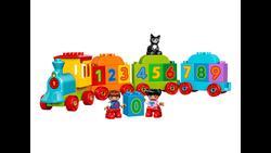 LEGO - 10847 Number Train V29
