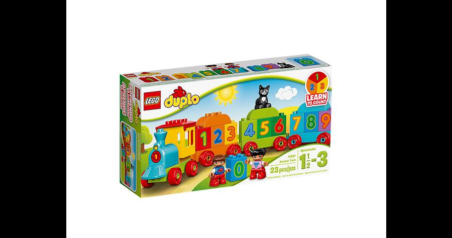 10847 LEGO DUPLO Sayı Treni