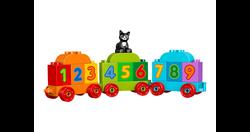 10847 LEGO DUPLO Sayı Treni - Thumbnail