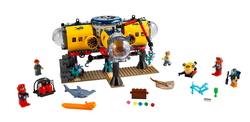LEGO - 60265 Ocean Exploration Base