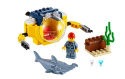 LEGO - 60263 Ocean Mini-Submarine