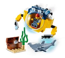 60263 Ocean Mini-Submarine - Thumbnail